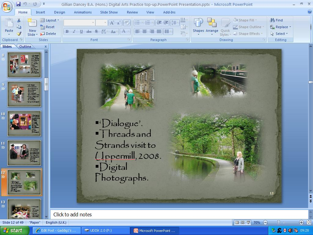 power point presentation gaddig1 s blog